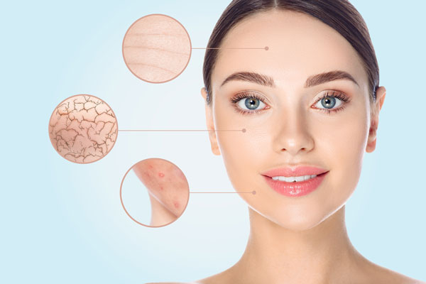 Skin Revitalization MAXGis an age spot treatment that uses pulses to clear brown spots, sun damage, facial veins, rosacea, and uneven skin tones.
